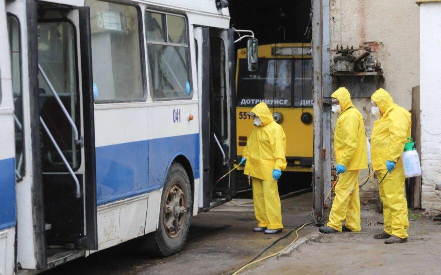 В Украине выявлен первый случай заболевания COVID-19
