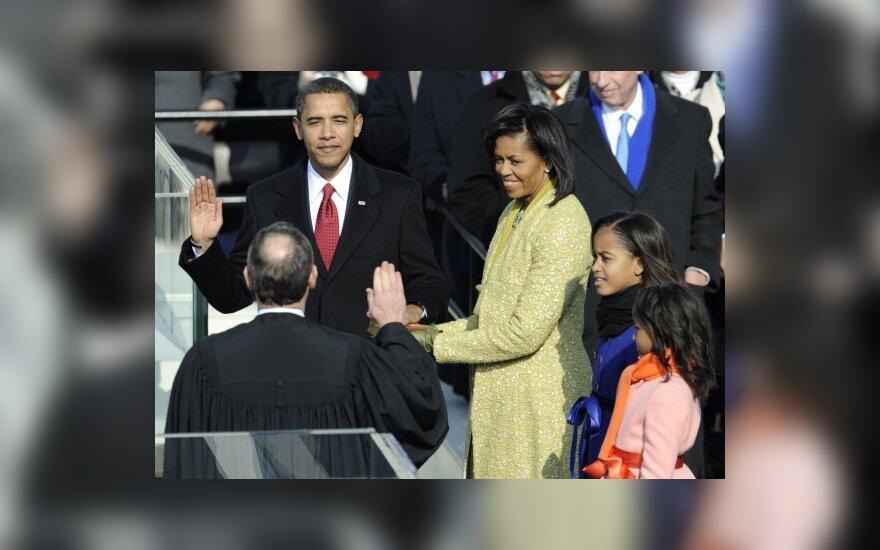 Барак Обама стал официальным президентом США
