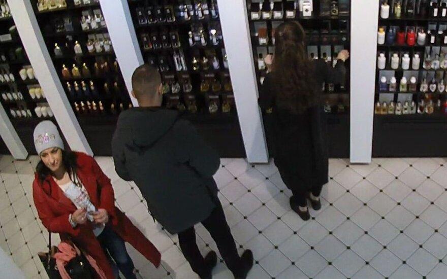 Полиция ищет женщину, замеченную на камерах: она должна знать, куда пропали духи