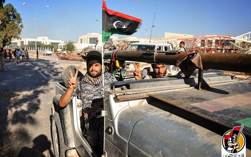 Bloomberg: сын Муаммара Каддафи попросил Москву поддержать его на выборах в Ливии