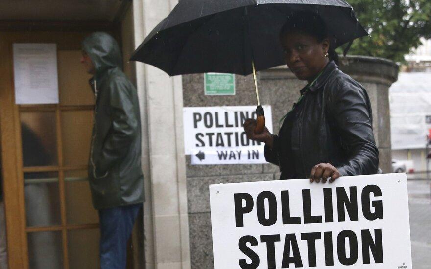 Британия на референдуме решает, оставаться ли в составе ЕС