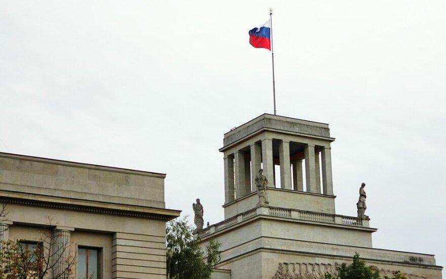 Германия высылает двух сотрудников посольства РФ из-за убийства в Берлине