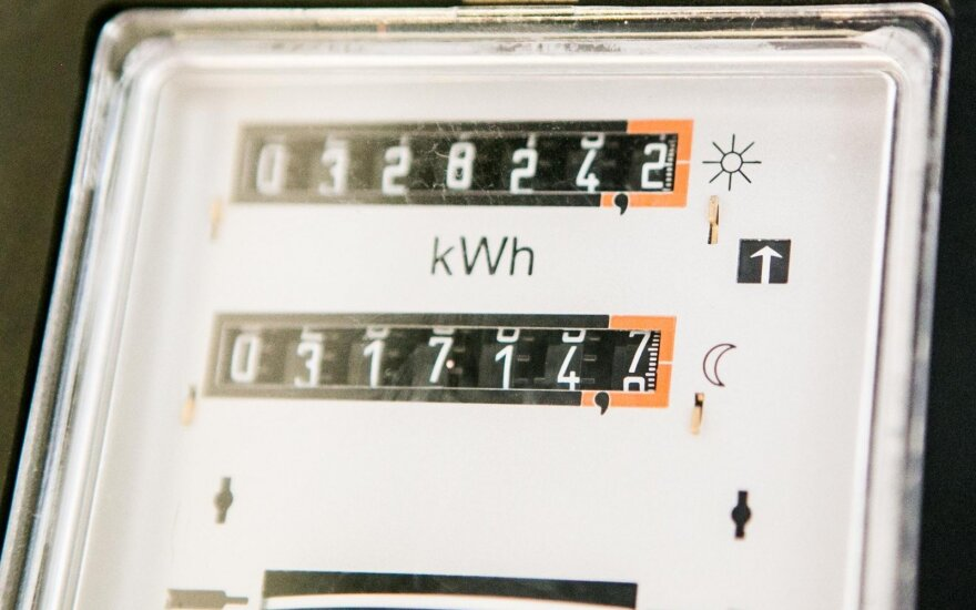 Elektrum Lietuva: электроэнергия в Литве за неделю упала в цене на 19%