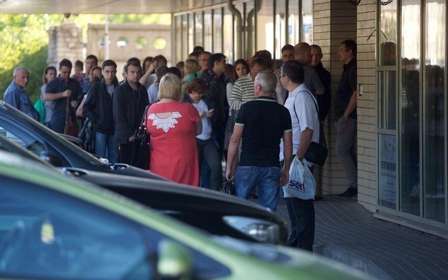Департамент миграции Литвы по-прежнему не будет принимать просьбы о выдаче национальных виз