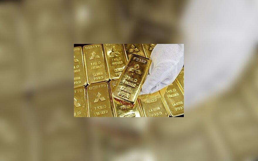 Из французского самолета украли 44 кг золотых слитков