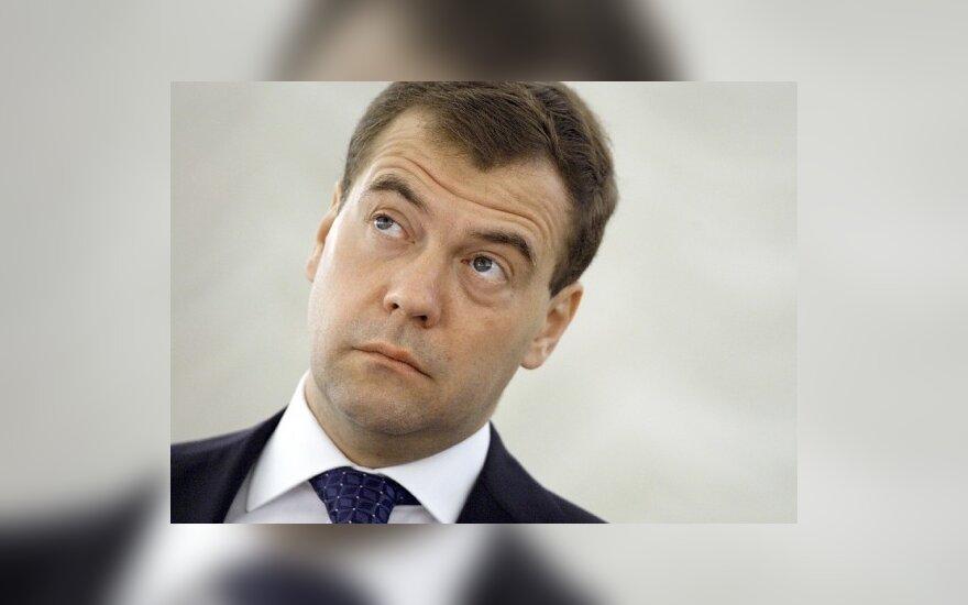 После президенства Д.Медведев будет преподавать