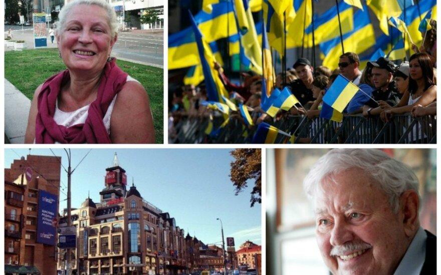 DELFI в Киеве: Литва - это Банионис, женщина-президент, чистота, динамика и Рига