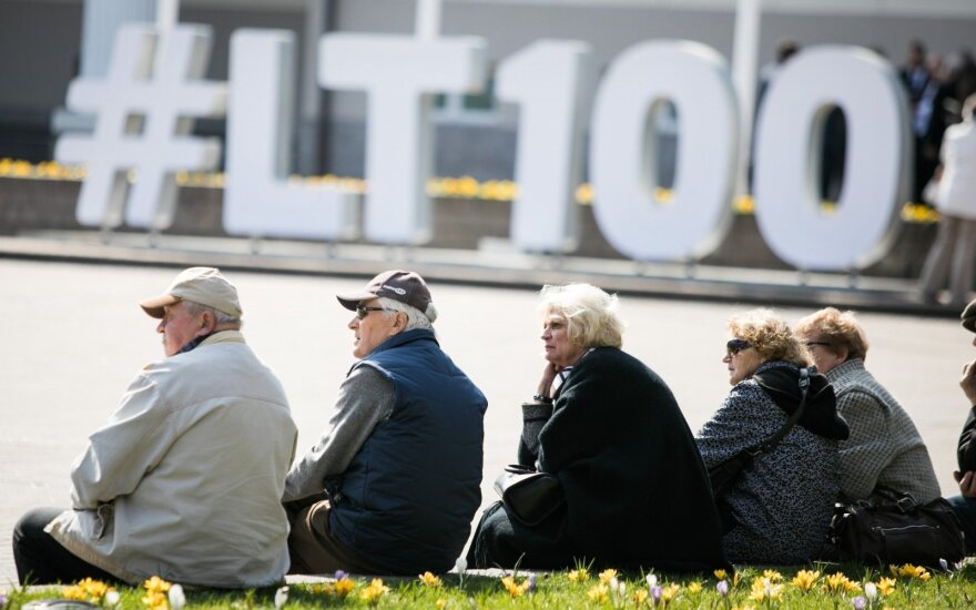 Сейм Литвы принял пенсионную реформу