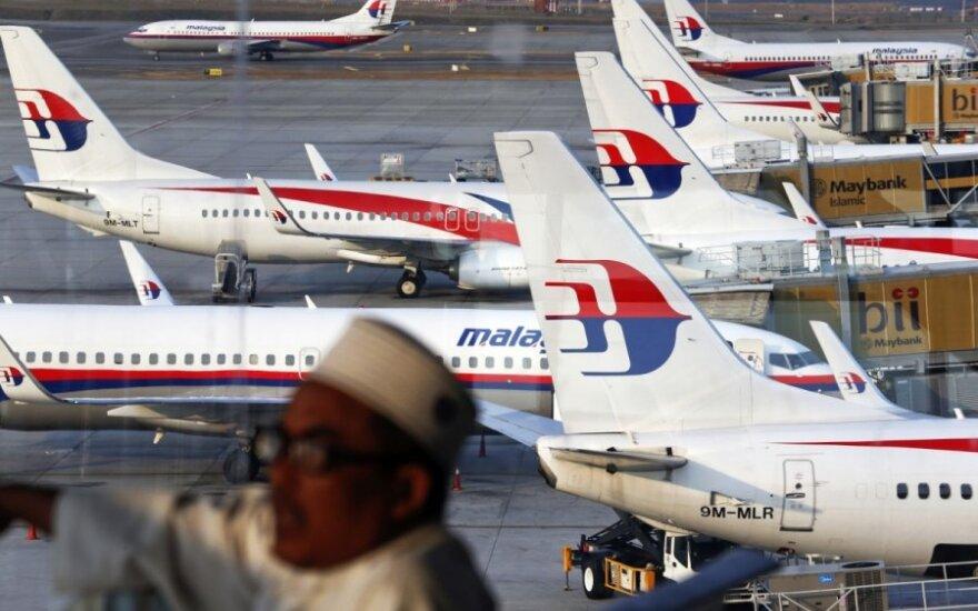 Malaizijos oro bendrovės lėktuvai