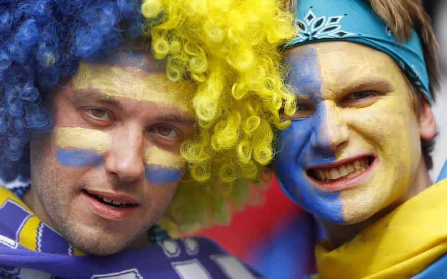 Сборная Украины по футболу не едет в Россию на ЧМ-2018