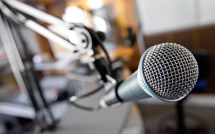"""В Литве начал действовать передатчик для ретрансляции радио """"Свободная Европа"""""""