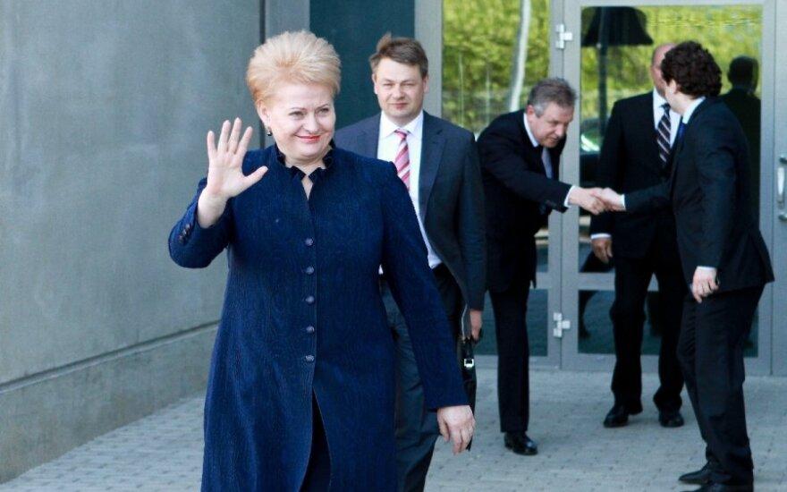 Президент примет участие в заседании Европейского совета