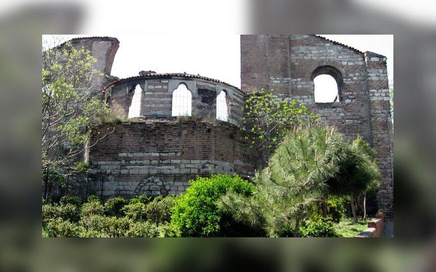 Знаменитый православный монастырь в Турции будет превращен в мечеть