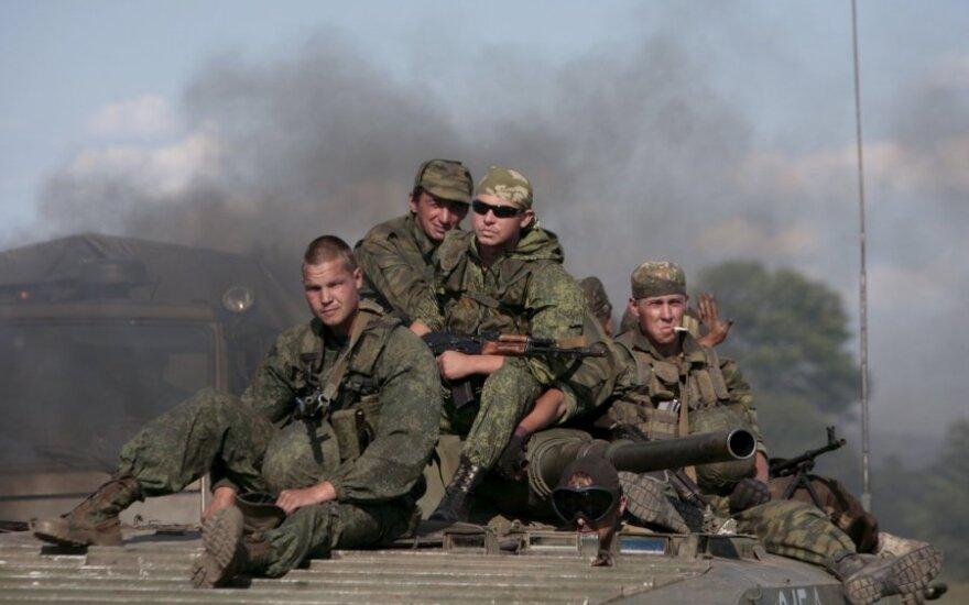 МИД Украины: из-за политики Кремля ситуация на востоке страны накаляется