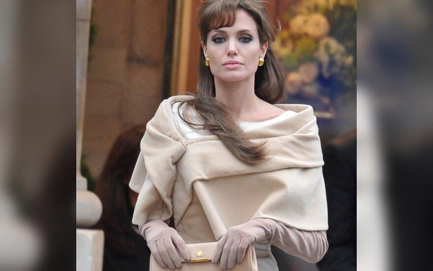 Охранник рассказал о Джоли жуткие вещи