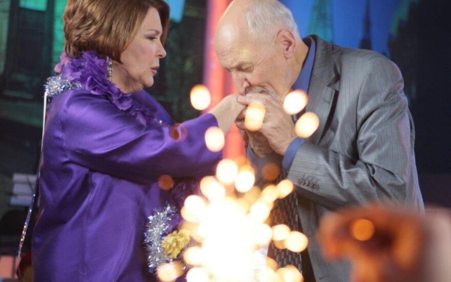 Лариса Голубкина получила травмы в ДТП