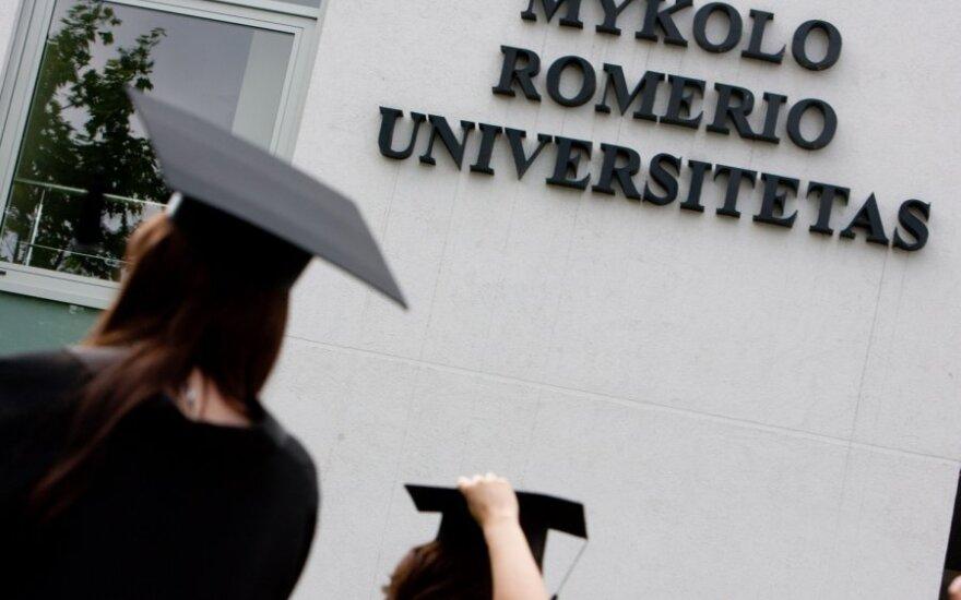 Университет Миколаса Рёмериса присоединяется к Вильнюсскому техническому университету