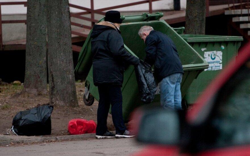 Ponad pół miliona obywateli Litwy żyje na granicy ubóstwa