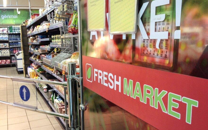 "Parduotuvė ""Fresh market"""