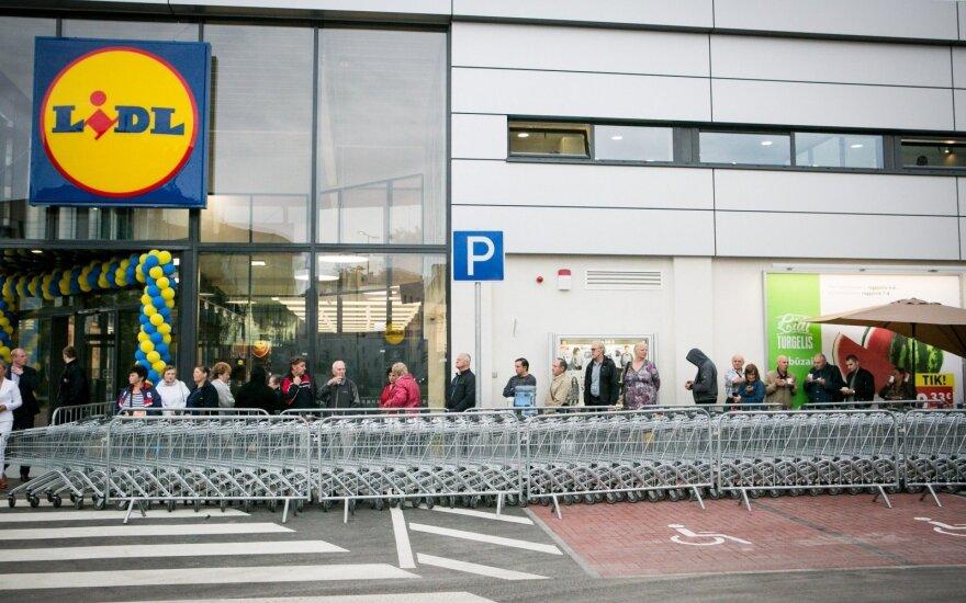 Lidl пока не может строить в Вильнюсе еще один магазин