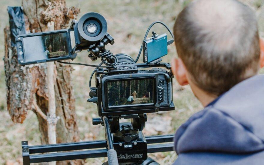 В Вильнюсе будут снимать два литовских фильма - сообщают об ограничении движения