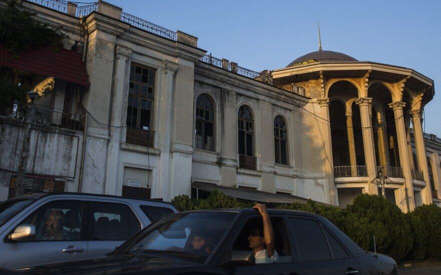 На выборах главы самопровозглашенной Абхазии будет второй тур