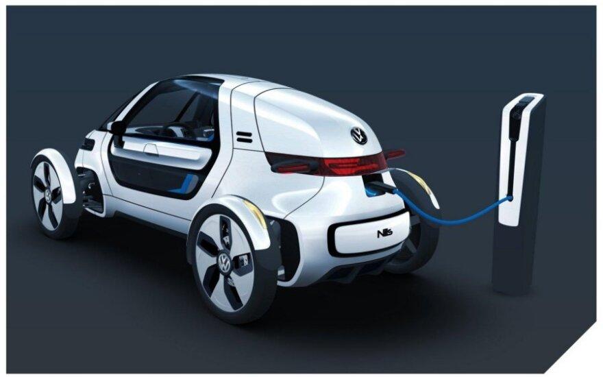 Volkswagen Nils предлагает путешествие в одиночестве