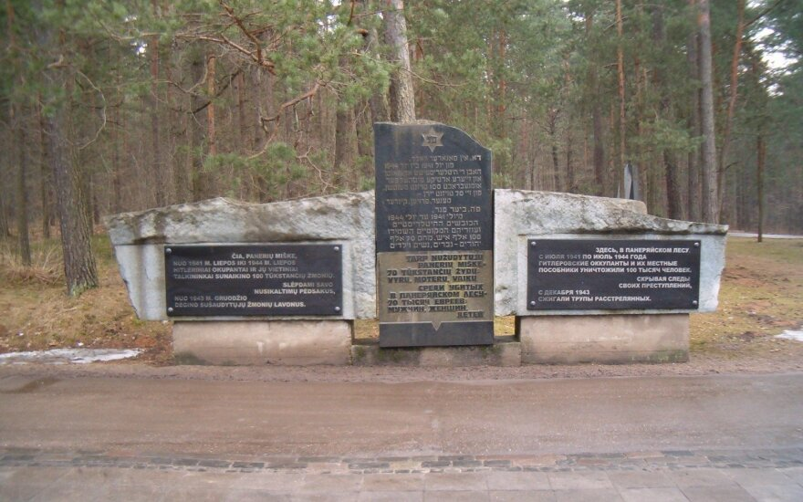 Paneriai Holocaust Memorial