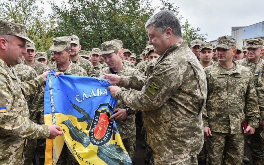 Генштаб Украины: Угроза войны с Россией на уровне 2014 года