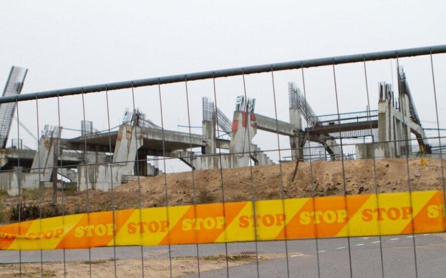 Национальный стадион: консервация в 10 млн. литов – в лучшем случае в 2013 году