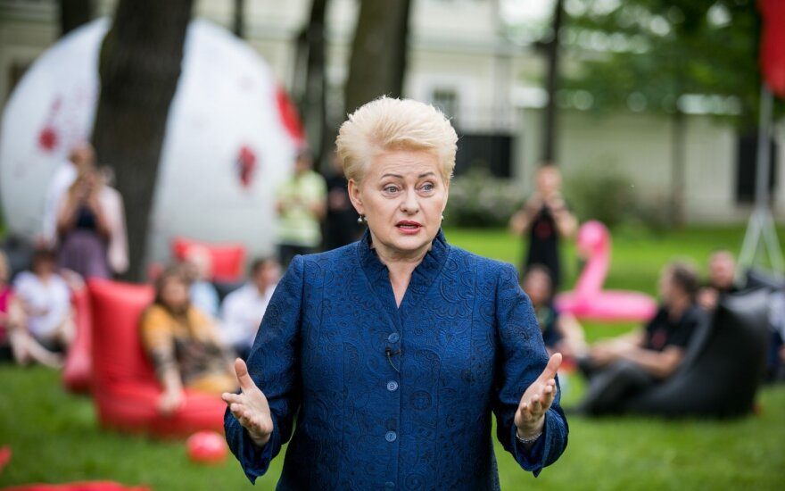 Президент Литвы выносит на ратификацию Сейма Стамбульскую конвенцию