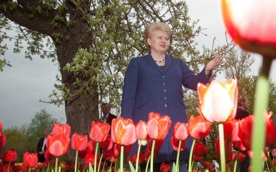 Grybauskaitė: Litwa i UE będą kupowały energię tylko z bezpiecznych źródeł