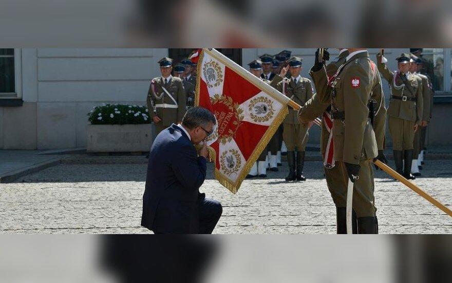Pożegnanie Prezydenta RP z Siłami Zbrojnymi. Foto: MON RP