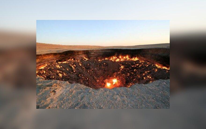 Китайцы нашли в Туркмении большое газовое месторождение