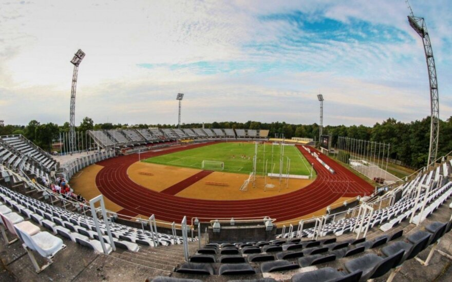 Суд остановил реконструкцию каунасского стадиона им. С.Дарюса и С.Гиренаса
