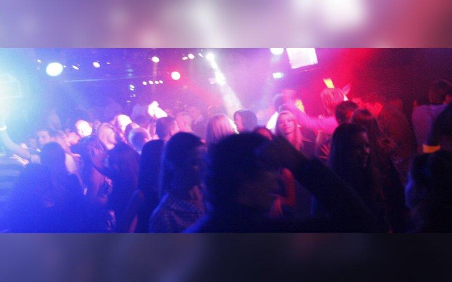 Конфликт в популярном вильнюсском клубе решала полиция: и все из-за русского языка
