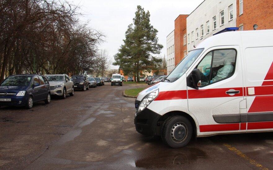 В Литве зафиксирована 13 смерть от коронавируса