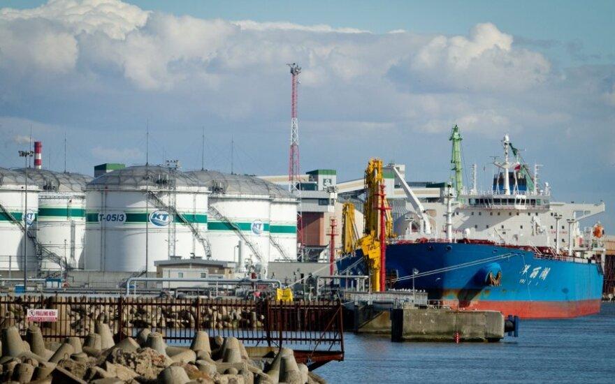 Вайткус: развитие портов РФ ставит под угрозу конкурентоспособность Клайпедского порта