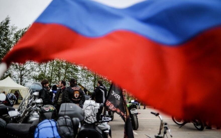 Państwa wrogie wobec Rosji: USA, Ukraina, Litwa, Łotwa, Polska
