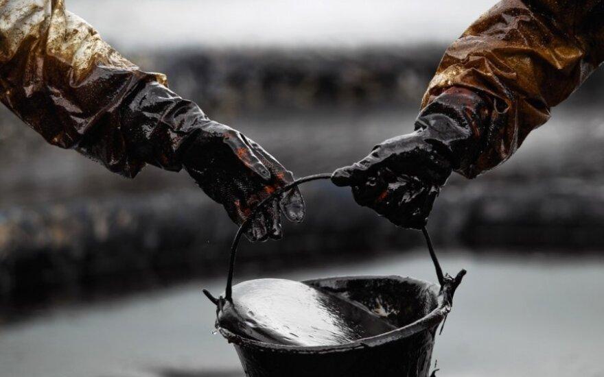 Nafta  (asociatyvi nuotr.)