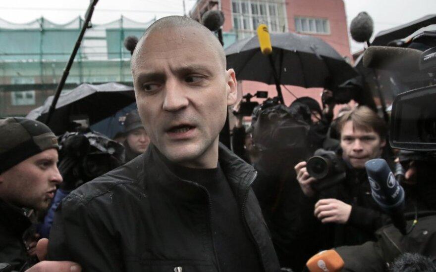 Одиночные пикеты на Лубянке обернулись задержаниями
