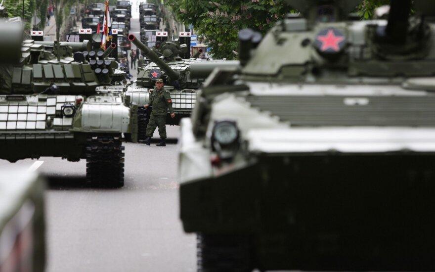 ОБСЕ увидела вооружение возле жилых домов на Донетчине