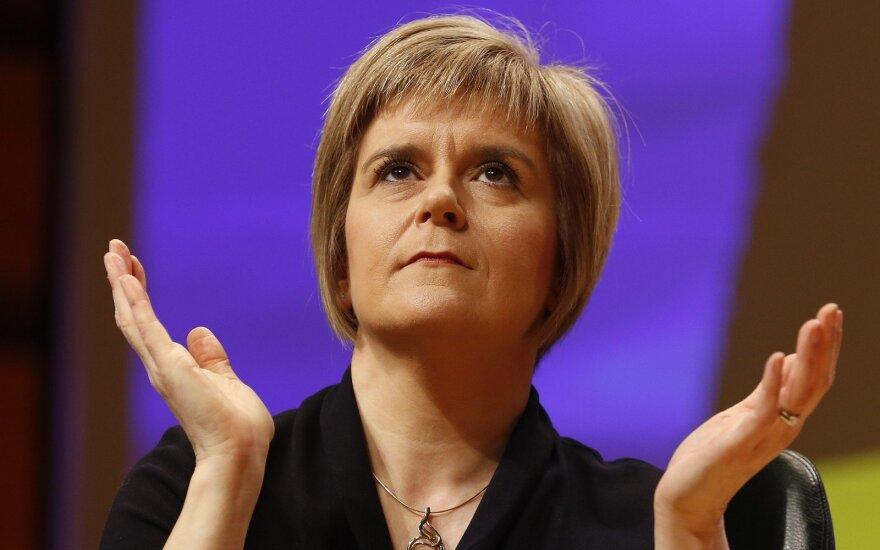 Шотландия может провести новый референдум о независимости