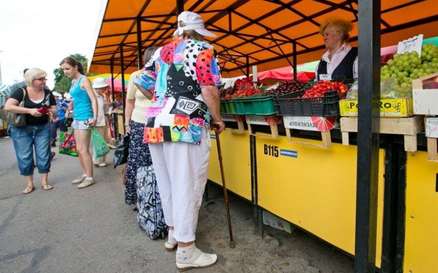 Успасских хочет ввести налоги для рынков