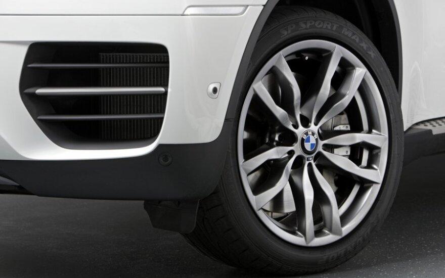 BMW представил спец-версию M5 Performance