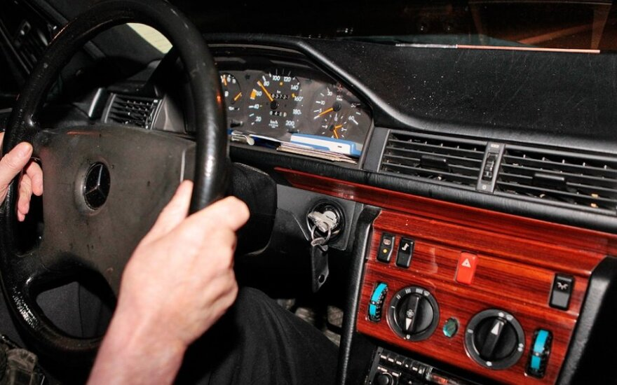 На Украине водитель протаранил группу встречавших Новый год