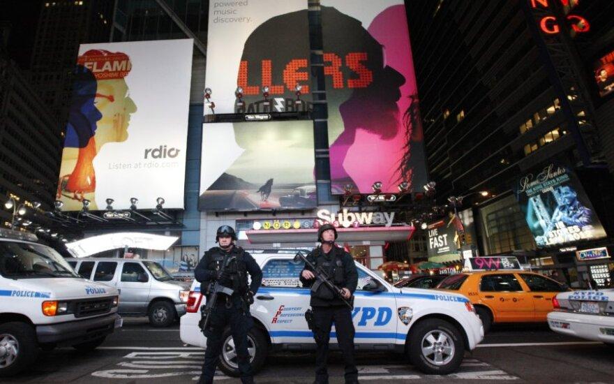 USA: Historyczny dzień w Nowym Jorku. Nikogo nie zabito, ani zgwałcono