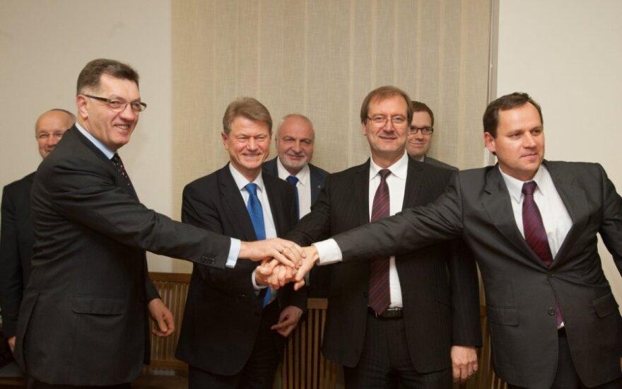 """Koalicja rządząca do prezydent Litwy: """"Nikt nie ma prawa lekceważyć zasady domniemania niewinności oraz stosować podwójne standardy"""