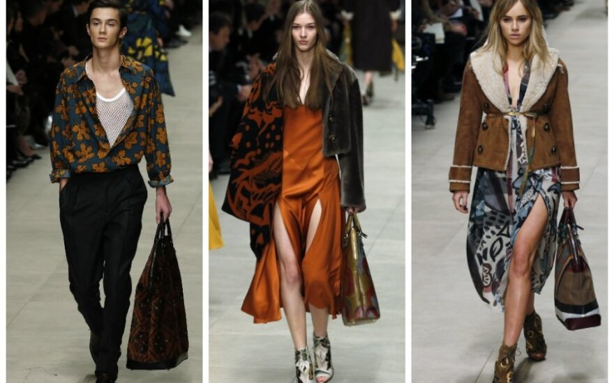 Мода осеннего сезона: акцент на талию
