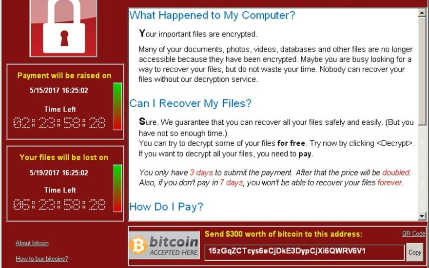 Центр кибербезопасности Британии: вирус WannaCry запущен из КНДР